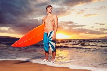 Surfing lifestyle