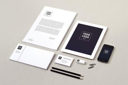 Light corporate identity